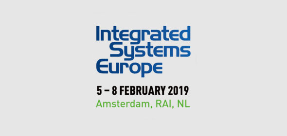 Visit us on ISE Booth 7-S209